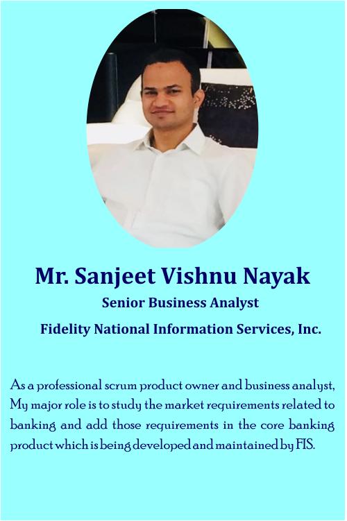 Sanjeet Vishnu Nayak
