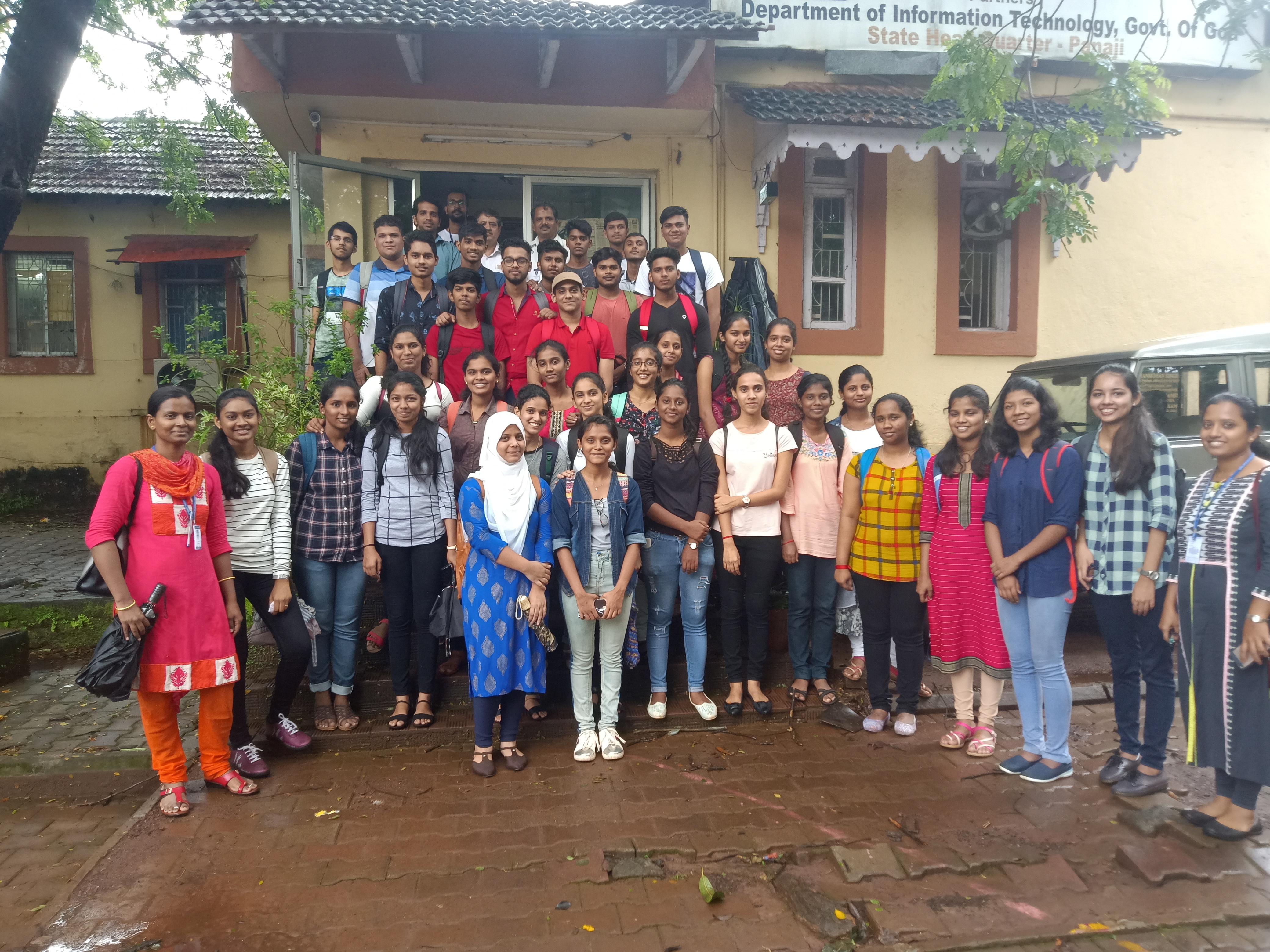 Field Trip_Dept of IT Goa Govt.(GBBN)